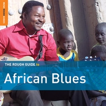 ROUGH GUIDE TO AFRICAN BLUES  (+CD BY A. ANIVOLLA) THE)