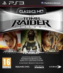 TOMB RAIDER TRILOGY - PS3