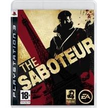 SABOTEUR - PS3
