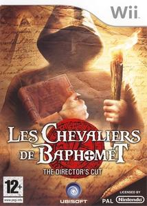 CHEVALIERS DE BAPHOMET (LES) : THE DIRECTOR'S CUT - Wii