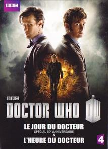 DOCTOR WHO - 50ÈME ANNIVERSAIRE