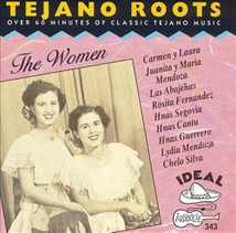 TEJANO ROOTS: THE WOMEN