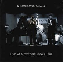 LIVE AT NEWPORT 1966 & 1967