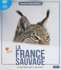 LA FRANCE SAUVAGE - COFFRET Blu-Ray / DVD