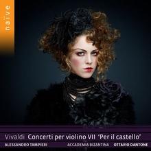 """CONCERTI PER VIOLINO VII """"PER IL CASTELLO"""""""