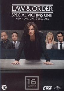 LAW & ORDER: SPECIAL VICTIMS UNIT - 16/2