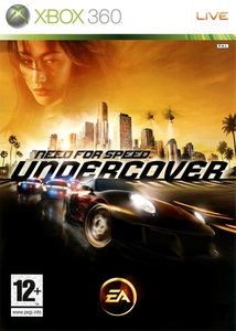 NEED FOR SPEED UNDERCOVER - XBOX360