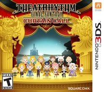 THEATRYTHM FINAL FANTASY CURTAIN CALL