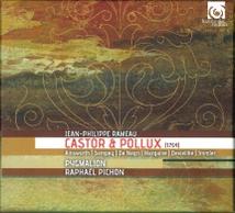 CASTOR ET POLLUX (VERSION 1754)