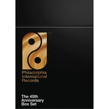 PHILADELPHIA INTERNATIONAL RECORDS - 40TH ANNIVERSARY BOXSET