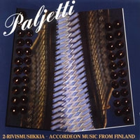 PALJETTI: ACCORDEON MUSIC FROM FINLAND