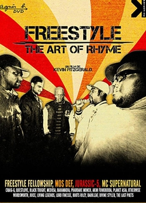 FREESTYLE, THE ART OF RHYME