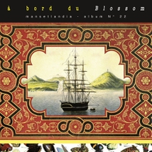A BORD DU BLOSSOM, MANSELANDIA ALBUM N°22