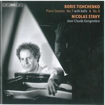 PIANO SONATAS N°7 WITH BELLS & N°8