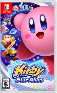 KIRBY - STAR ALLIES