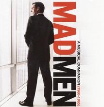 1960-1965 MAD MEN - A MUSICAL CONPANION