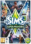 SIMS 3 SUPER-POUVOIRS