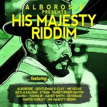 ALBOROSIE PRESENTS HIS MAJESTY RIDDIM