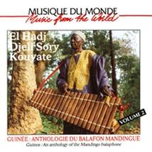 GUINEE: ANTHOLOGIE DU BALAFON MANDINGUE, VOLUME 2