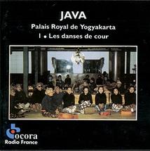 JAVA: PALAIS ROYAL DE YOGYAKARTA, 1: LES DANSES DE COUR