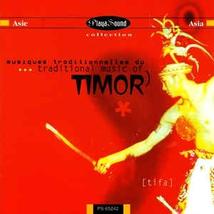 MUSIQUES TRADITIONNELLES DU TIMOR