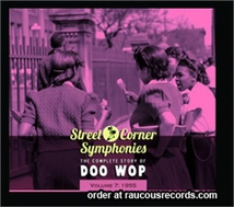 STREET CORNER SYMPHONIES:THE COMPLETE STORY OF DOO WOP VOL.7