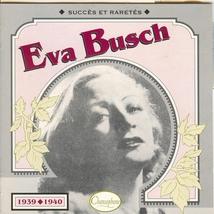 EVA BUSCH 1939-1940