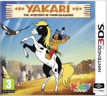 YAKARI : THE MYSTERY OF FOUR SEASONS