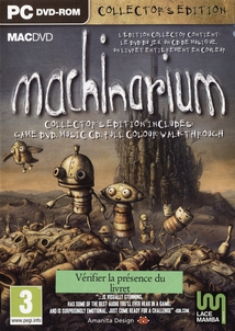 MACHINARIUM - PC/MAC