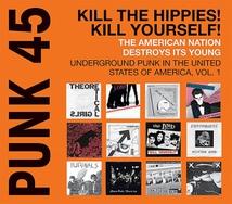 PUNK 45 (UNDERGROUND PUNK IN THE UNITED STATES OF AMERICA 19