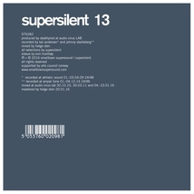 SUPERSILENT 13