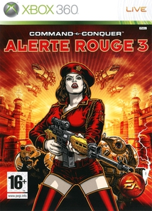 COMMAND & CONQUER : ALERTE ROUGE 3 - XBOX360