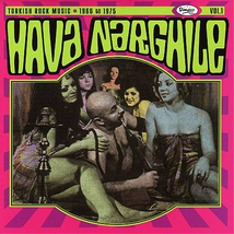 HAVA NARGHILE - TURKISH ROCK MUSIC VOL.1