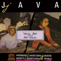 JAVA: ART VOCAL