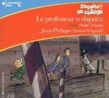 ENQUÊTE AU COLLÈGE : LE PROFESSEUR A DISPARU