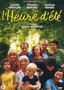 L'HEURE D'ÉTÉ