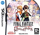 FINAL FANTASY CRYSTAL CHRONICLES - DS