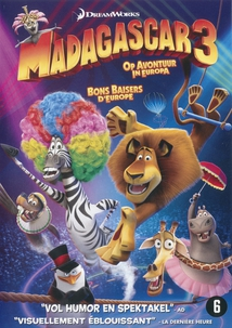 MADAGASCAR - 3 : EUROPE'S MOST WANTED