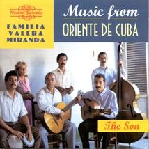 MUSIC FROM ORIENTE DE CUBA