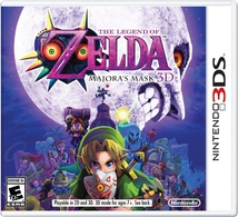 LEGEND OF ZELDA (THE): MAJORA'S MASK