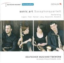 DEUTSCHER MUSIKWETTBEWERB - WINNER 2008
