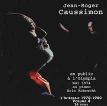 L'INTÉGRALE 1970-1980 VOL. 4: OLYMPIA 74