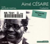 CADASTRE (CD-MP3)