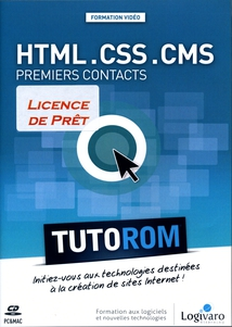 HTML - CSS - CMS - PREMIERS CONTACTS