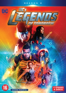 LEGENDS OF TOMORROW - 2