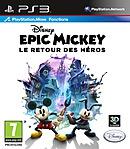 EPIC MICKEY : LE RETOUR DES HEROS