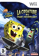 BOB L'EPONGE : LA CREATURE DU CRABE CROUSTILLANT - Wii