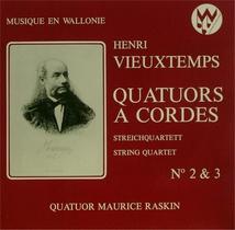 QUATUORS CORDES 2,3