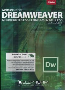 DREAMWEAVER CS6 - LES NOUVEAUTES