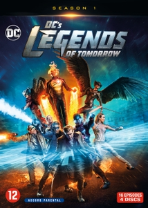 LEGENDS OF TOMORROW - 1
